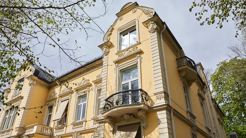 Drammensveien 35 utvendig fasade